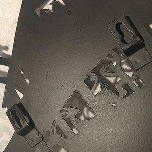 Noahs Ark Metal Wall Silhouette